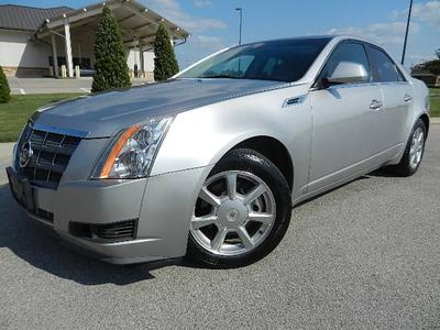 Used 2008 Cadillac CTS Sport