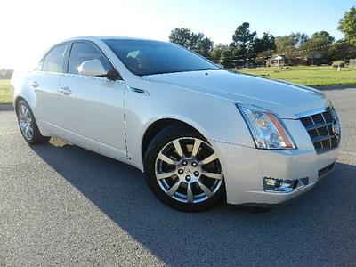 2008 Cadillac CTS Sport