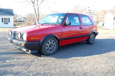 Used 1990 Volkswagen GTI