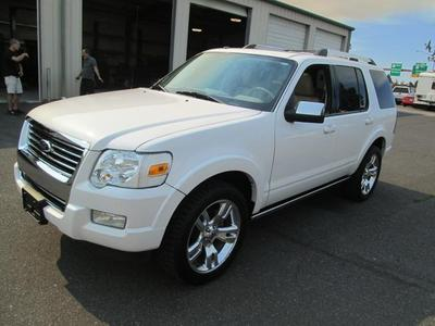 Used 2010 Ford Explorer Limited
