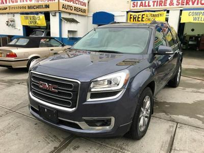 Used 2014 GMC Acadia SLT-1