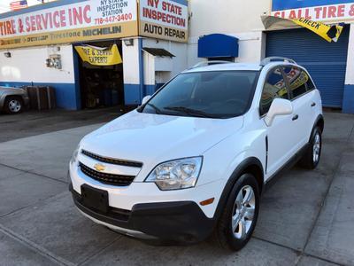 2013 Chevrolet Captiva Sport 2LS