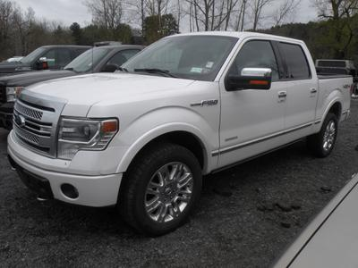 Used 2014 Ford F-150 Lariat