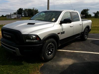 New 2015 RAM 1500 Rebel
