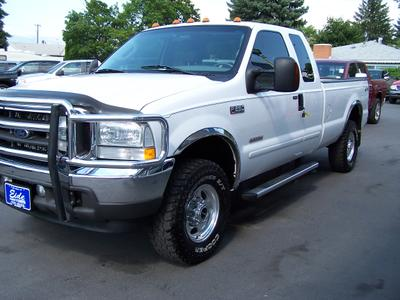 Used 2004 Ford F-250 Lariat SuperCab Super Duty