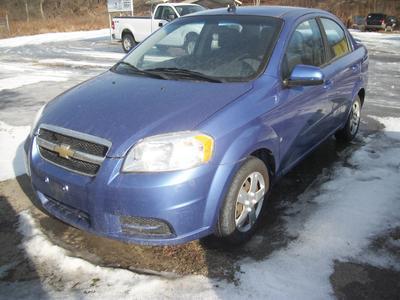 Used 2009 Chevrolet Aveo LS