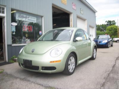 Used 2008 Volkswagen New Beetle