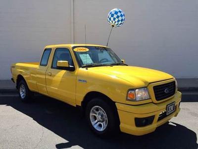 2006 Ford Ranger STX SuperCab