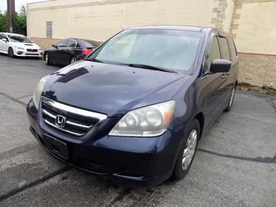 Used 2006 Honda Odyssey LX