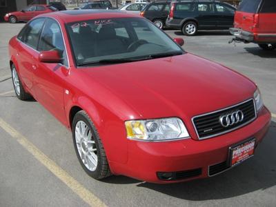 Used 2002 Audi A6 2.7T quattro