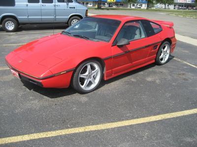 Used 1984 Pontiac Fiero Sport