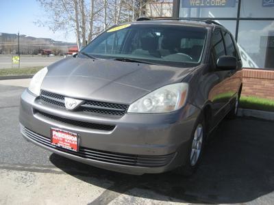 Used 2004 Toyota Sienna LE