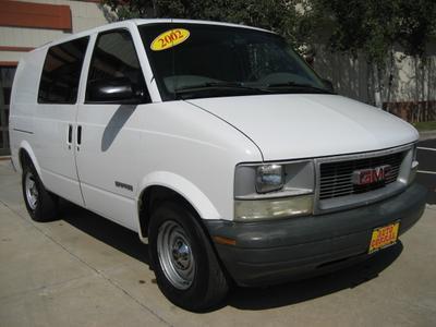 Used 2002 GMC Safari