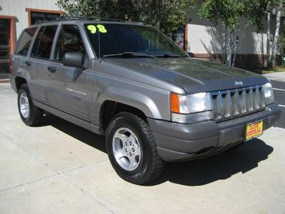 Used 1998 Jeep Grand Cherokee Laredo 4WD