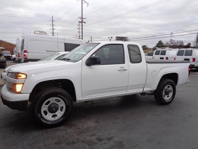 Used 2012 Chevrolet Colorado Work Truck