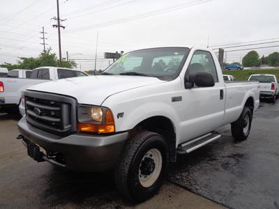 Used 2000 Ford F-250 XL