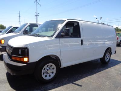 Used 2012 Chevrolet Express 1500 Work Van