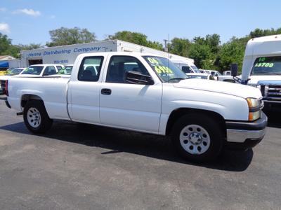 Used 2006 Chevrolet Silverado 1500 LS Extended Cab