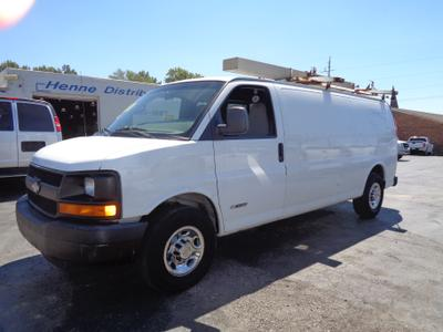 Used 2005 Chevrolet Express 3500 Cargo