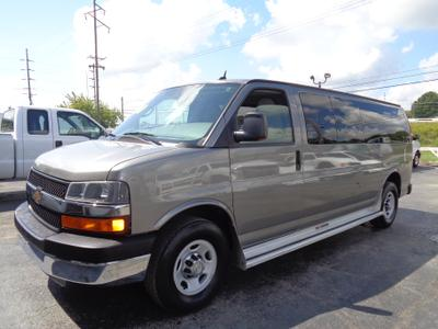 Used 2012 Chevrolet Express 3500 LT