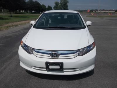 Used 2012 Honda Civic Hybrid Base