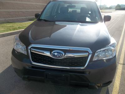 Used 2015 Subaru Forester 2.5i