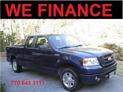 Used 2007 Ford F-150 STX