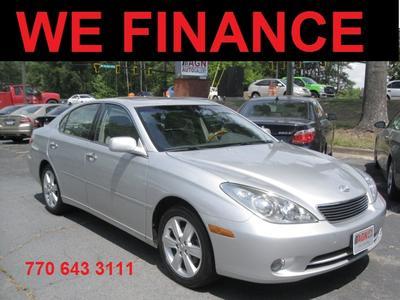 Used 2005 Lexus ES 330