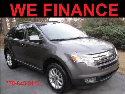 Used 2009 Ford Edge SEL