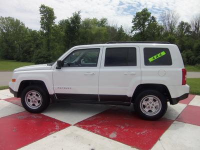 Used 2014 Jeep Patriot Sport