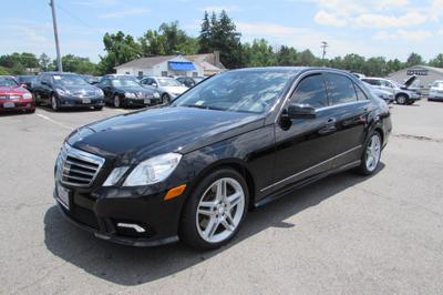 Used 2011 Mercedes-Benz  E550 4MATIC