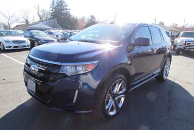 Used 2011 Ford Edge Sport