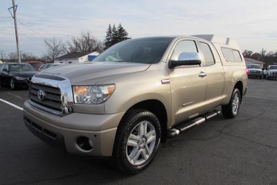 Used 2008 Toyota Tundra Limited