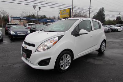 Used 2014 Chevrolet Spark 1LT