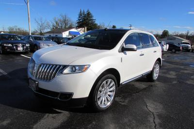 Used 2014 Lincoln MKX