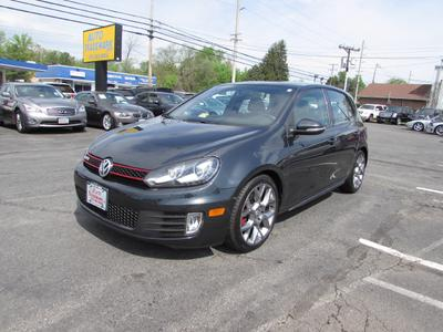 Used 2013 Volkswagen GTI 4-Door
