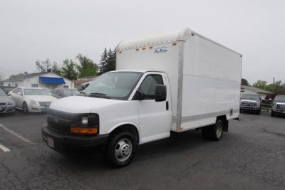 Used 2013 Chevrolet Express 3500