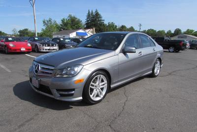 Used 2012 Mercedes-Benz  C 250 Luxury