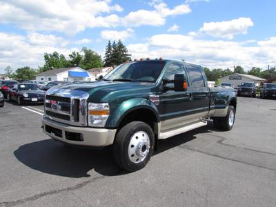 Used 2008 Ford F-450 King Ranch