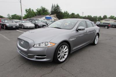 Used 2012 Jaguar XJ Base