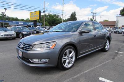 Used 2012 Volkswagen Passat 3.6 SEL Premium