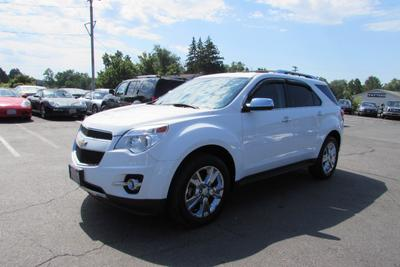 Used 2011 Chevrolet Equinox LTZ