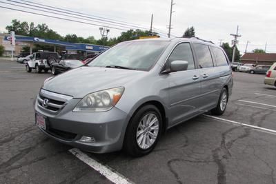 Used 2005 Honda Odyssey Touring