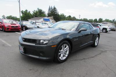 Used 2014 Chevrolet Camaro 1LS