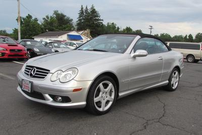 Used 2005 Mercedes-Benz