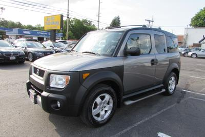 Used 2005 Honda Element EX