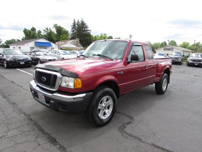 Used 2004 Ford Ranger XLT SuperCab