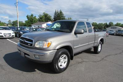 Used 2001 Toyota Tundra Limited Access Cab