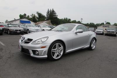 Used 2009 Mercedes-Benz SLK 55 AMG