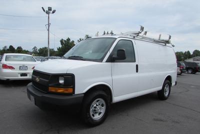 Used 2015 Chevrolet Express 2500 Work Van